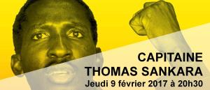 Bandeau Capitaine Thomas Sankara