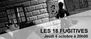 Bandeau Les 18 fugitives