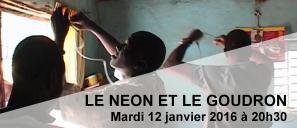 Bandeau Le Néon et le Goudron