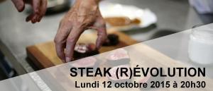 Bandeau Steak (R)évolution