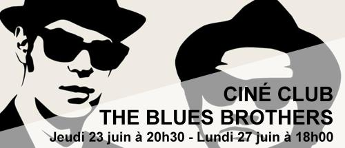 Bandeau Blues Brothers