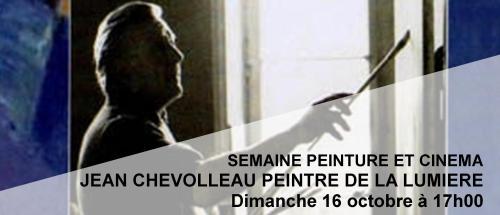 Jean Chevolleau, peintre de la lumière