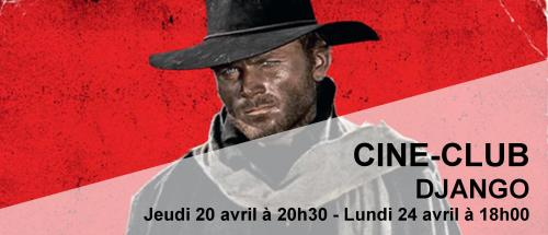 Bandeau Django Ciné-Club 2016-2017