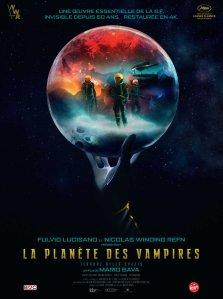 La planète des vampires - affiche 01