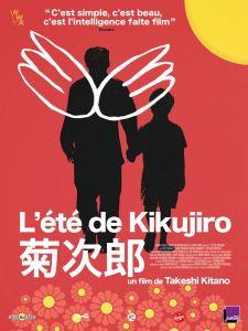 L'été de Kikujiro - affiche 01