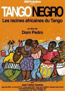 Tango Negro - Affiche
