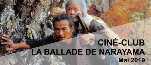 Bandeau La Ballade de Narayama