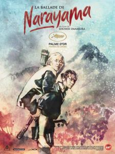 La ballade de Narayama - Affiche 01