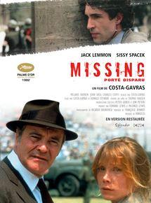 Missing - Affiche 01