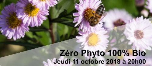 Bandeau Zéro Phyto