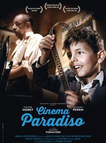 Cinéma Paradiso - Affiche 01