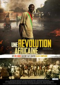 Une révolution africaine - Affiche 01