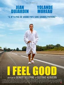 I feel good - Affiche 01