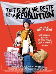 Tout ce qu'il me reste de la révolution - Affiche