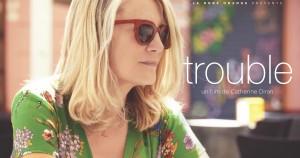 Trouble - Affiche