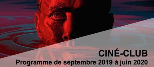 Ciné-Club Panneau