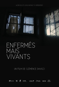 Enfermés mais vivants - Affiche